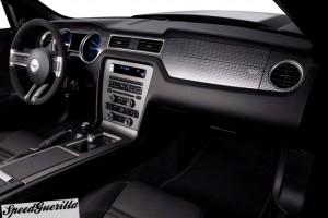 Mustang Boss 2012 interieur