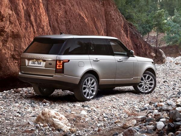 Range Rover 2013 Rear