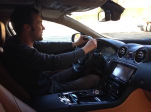 Nouvelle Jaguar XJ Intérieur
