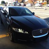 La nouvelle Jaguar XJ