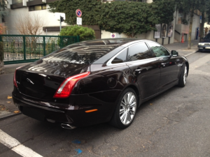 La nouvelle Jaguar XJ Version LONGUE