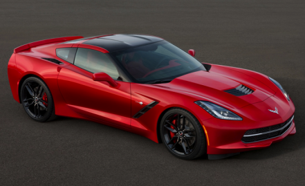 Chevrolet Corvette Sting Ray C7