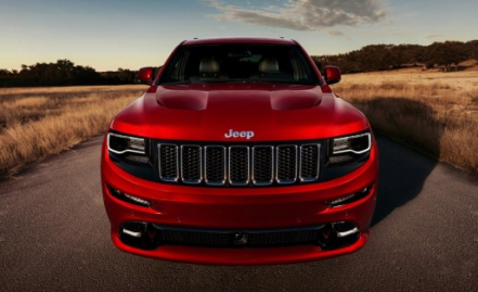 Jeep Grand Cherokee 2014 SRT8