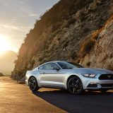 Ford Mustang 2015 2.3L. Consommation réduite!