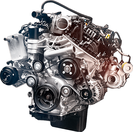 Ford F 150 2015 engine