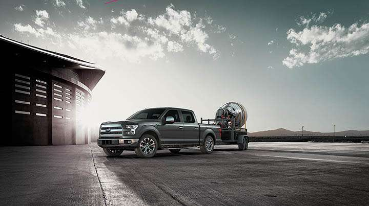 Ford F 150 2015