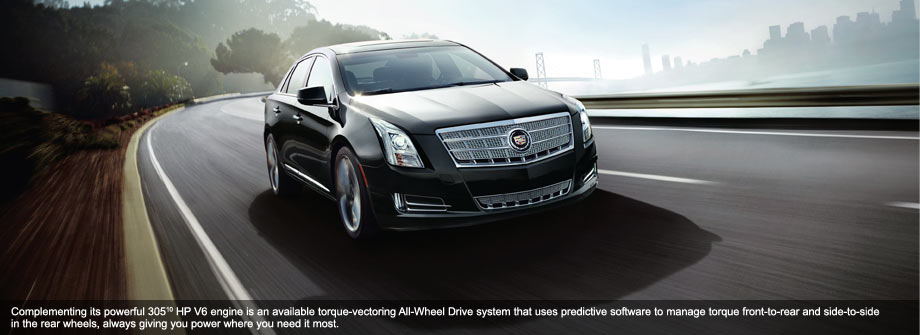 Cadillac XTS 2014 exterieur