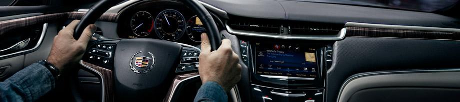 Cadillac XTS tableau de bord
