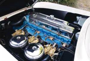 Chevrolet Corvette 1956