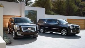 Cadillac Escalade 2015 extérieur