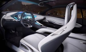 Buick Avista Concept intérieur