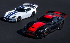 2017 GTS-R Commemorative Edition ACR et 1:28 Edition American Club Racer