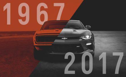 50 year Camaro